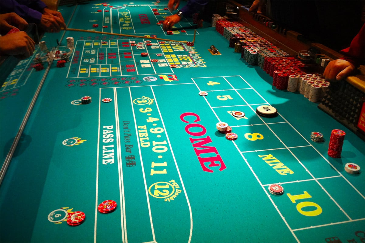 How To Bet On Craps At The Casino