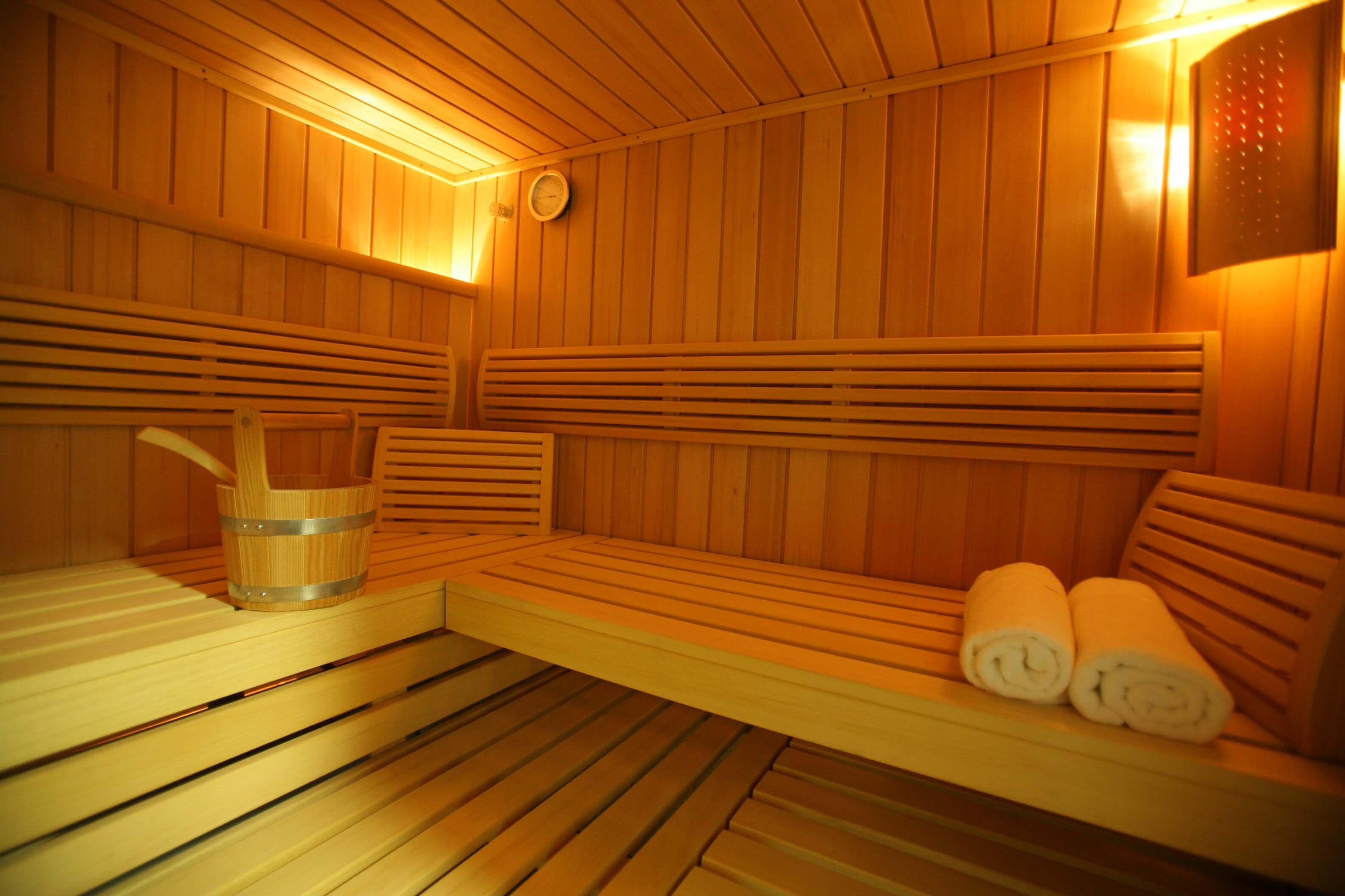Sauna HOME - der perfekte Einstieg in die Saunawelt - KLAFS