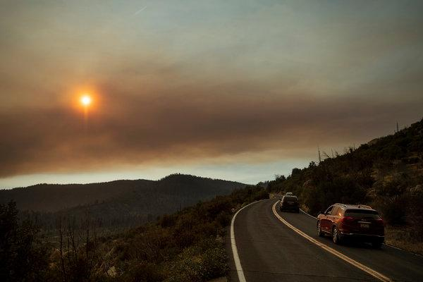 Image result for ca fire travel