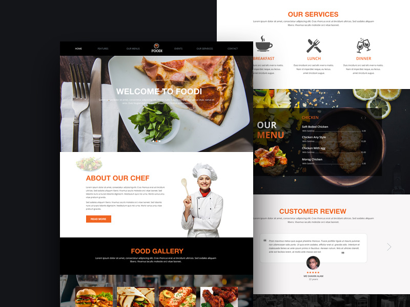 How To Design An Amazing Website For Your Restaurant My