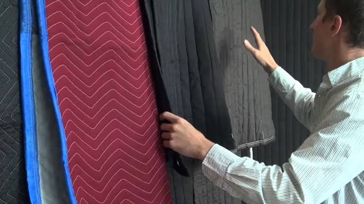 Image result for images for sound proof blankets