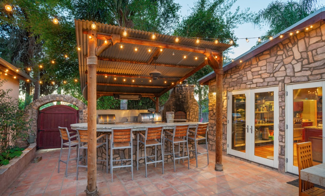 5 Amazing Ideas for Your Outdoor Entertainment Area - My ...