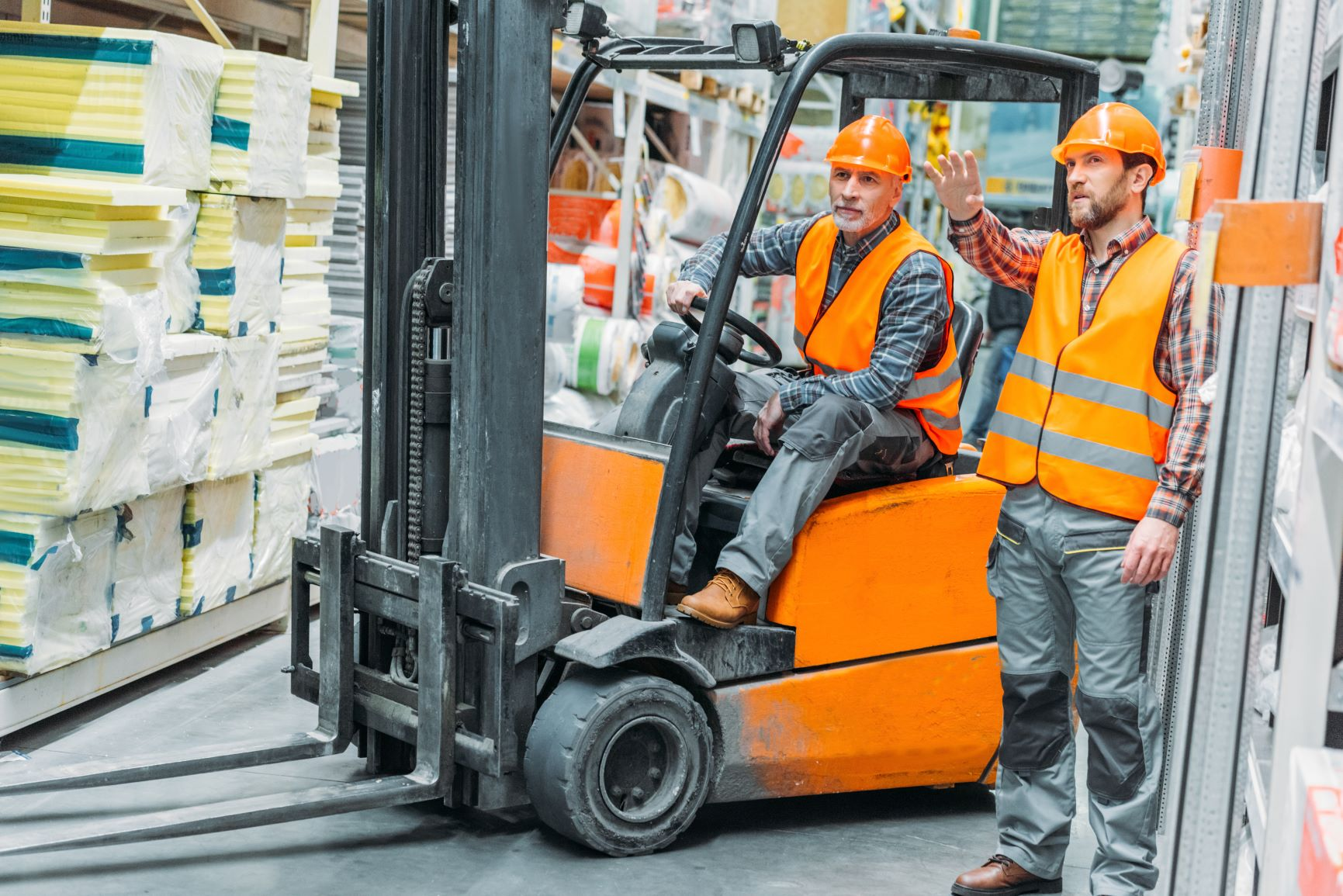 Forklift Pre-start Checklist - The safety, wellbeing & rehab experts