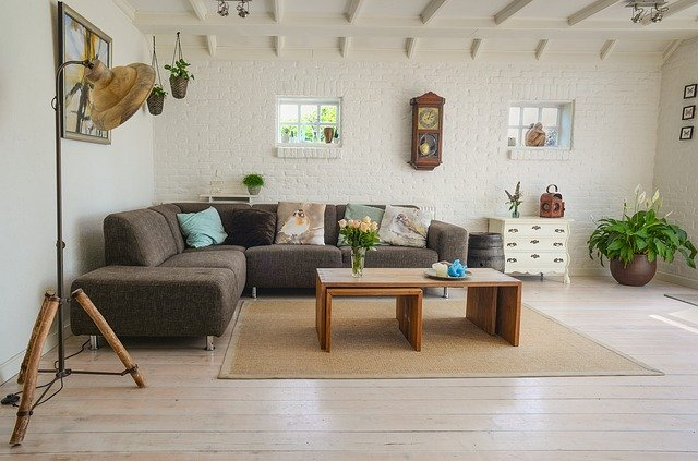 Living Room, Couch, Interior, Room, Home, Sofa